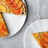 Cake aux oranges